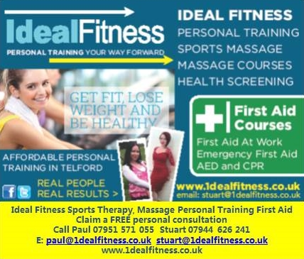 Ideal Fitness Telford