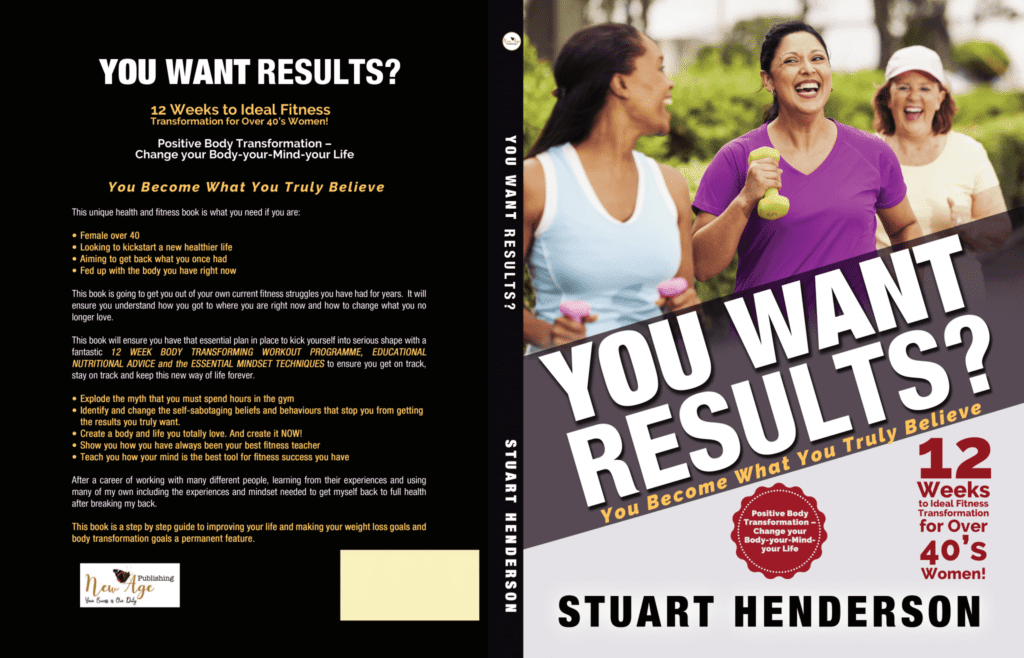 ideal fitness - You Want Results